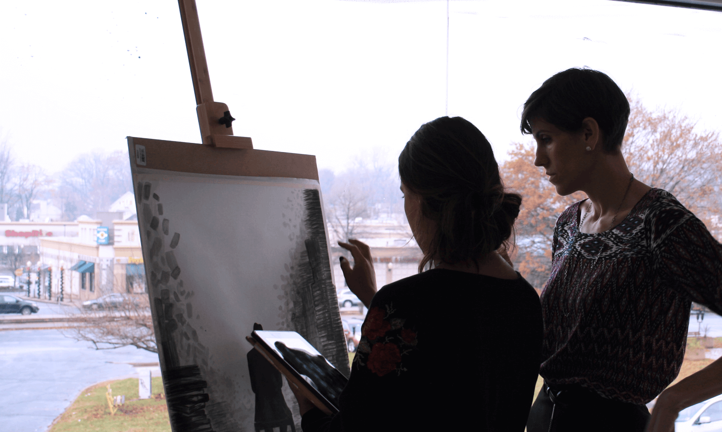 Adult Art Classes One River School Of Art Design
