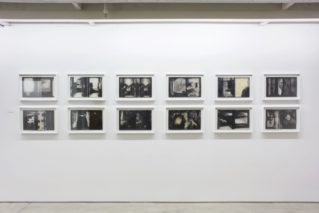 Installation View, The Drawing Center, New York