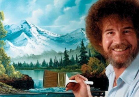 Bob Ross High quality 2